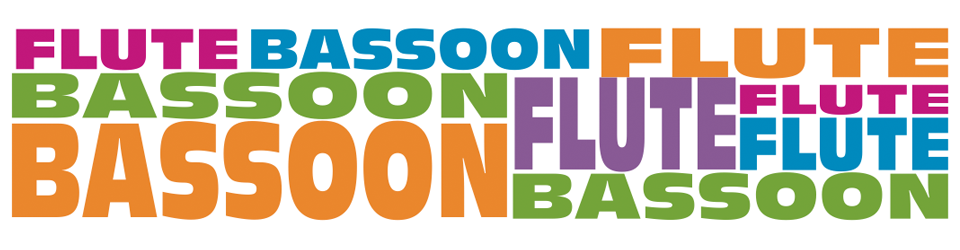 Bassoon and Flute